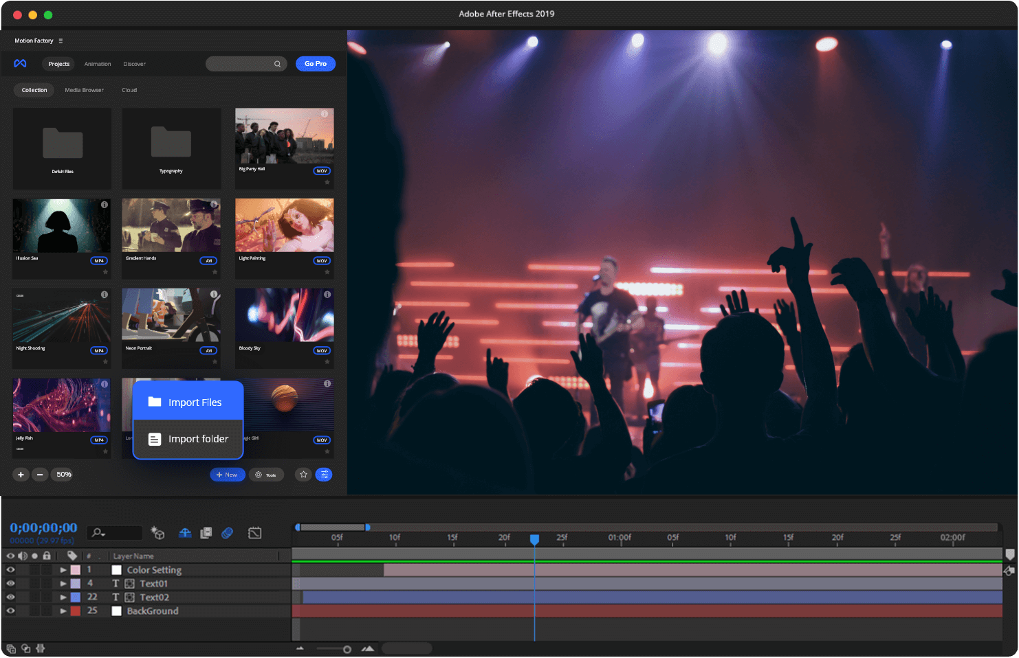 The All-In-One Platform for After Effects and Premiere Workflow